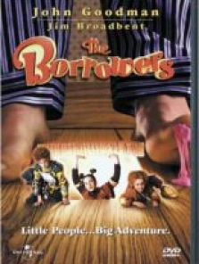 Minik Kahramanlar – The Borrowers tek part film izle