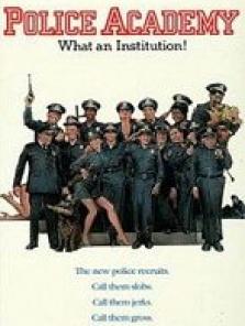 Polis Akademisi 1 tek part film izle