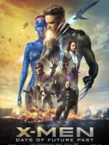 X-Men 6 Geçmiş Günler Gelecek sansürsüz tek part izle