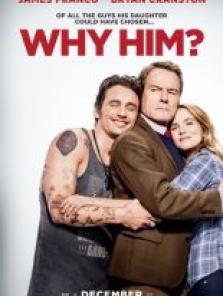 Bu Da Nereden Çıktı – Why Him? tek part film izle
