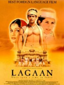 Evvel Zaman İçinde Hindistan'da – Lagaan Once Upon a Time in india tek part film izle