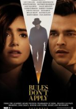 Ezber Bozan – Rules Don't Apply tek part film izle