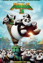 Kung Fu Panda 3 tek part film izle