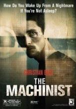 Makinist – The Machinist tek part film izle