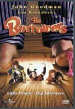 Minik Kahramanlar – The Borrowers tek part film izle