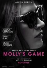 Molly's Game sansürsüz tek part izle