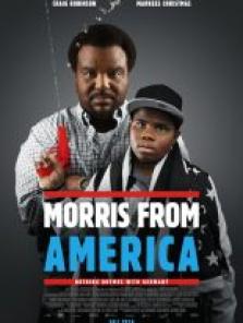 Morris from America tek part film izle