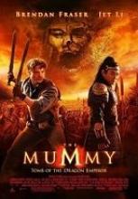 Mumya 3 Ejder İmparatoru'nun Mezarı sansürsüz tek part izle