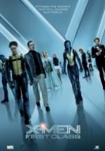 X-men Birinci Sınıf (First Class) sansürsüz tek part izle