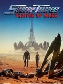 Yıldız Gemisi Askerleri Mars'taki Hain tek part film izle